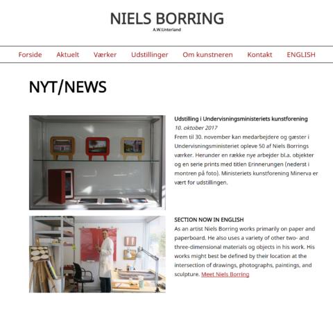 Niels Borring Art